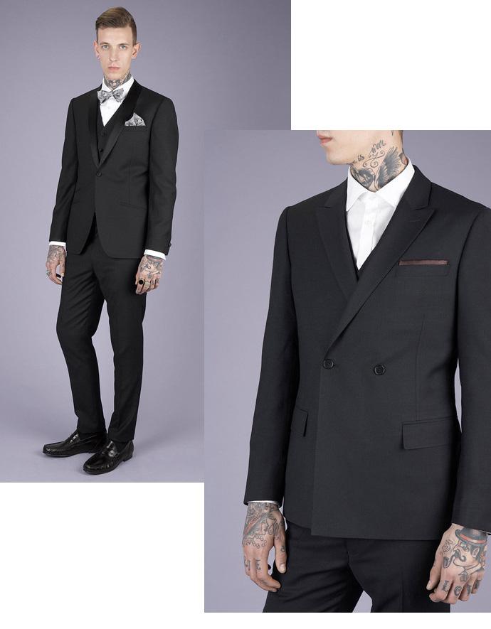 Модные традиции: вечерний дресс-код (фото 12)