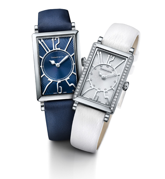 Стенд Tiffany Watches в ГУМе (фото 8)