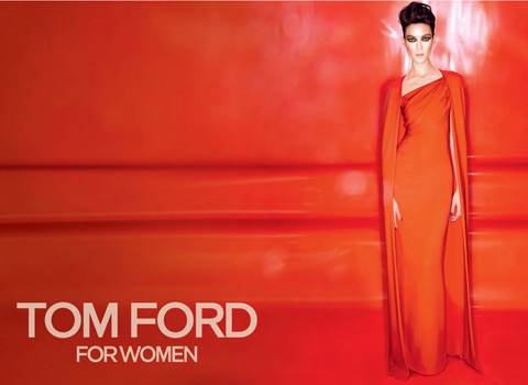 Preview рекламной кампании Tom Ford