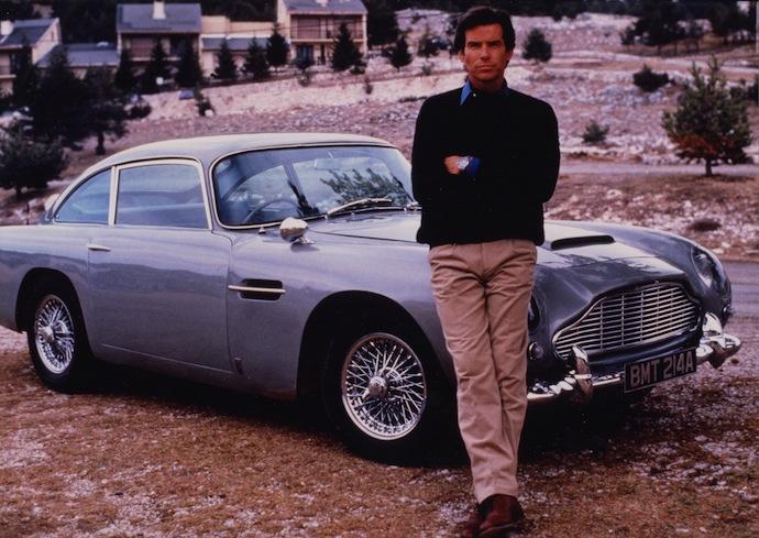 Aston Martin отмечает 100-летие бренда (фото 1)