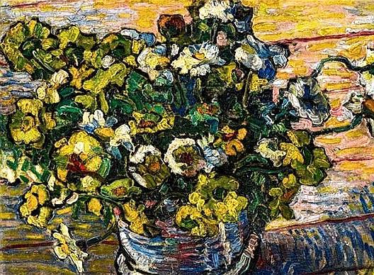 Рыжий волос в картине Ван Гога? (фото 1)