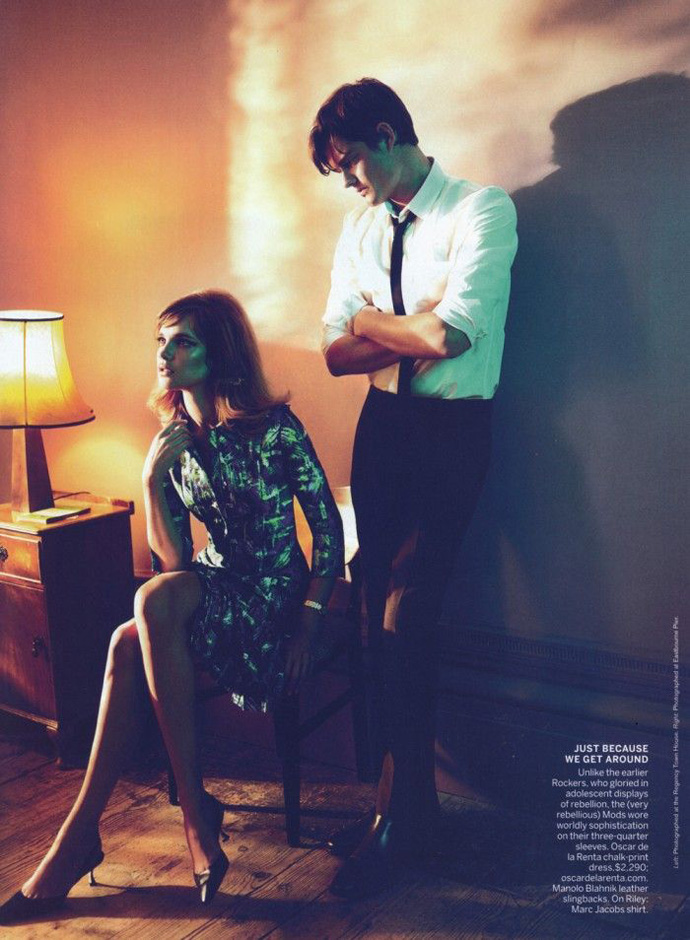 My Generation, Vogue USA (фото 3)