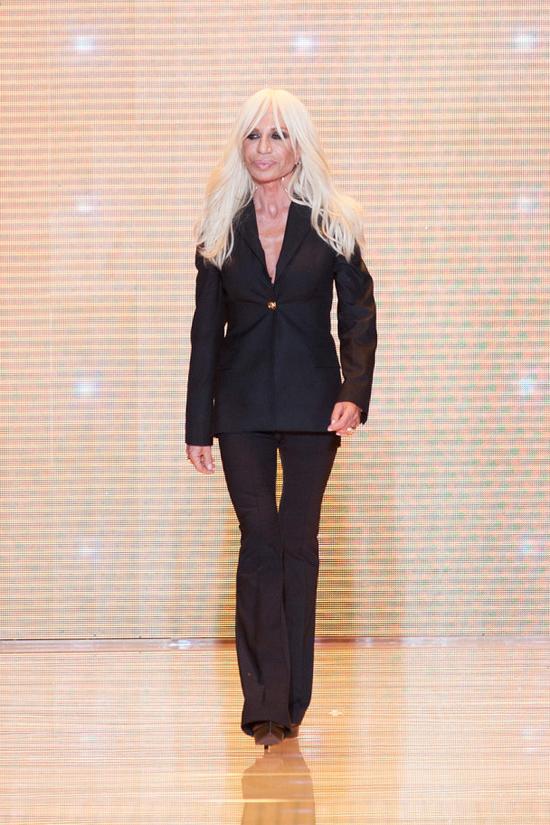 Versace весна-лето 2013, Buro 24/7