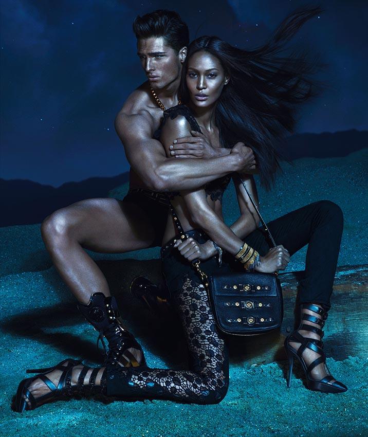 Весенне-летняя кампания Versace (фото 3)