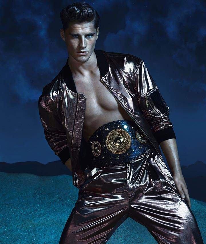 Весенне-летняя кампания Versace (фото 4)