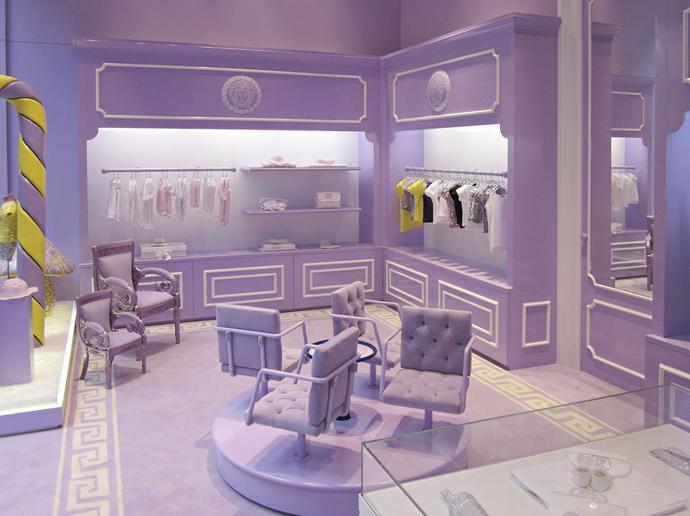Детский магазин одежды дизайн фото