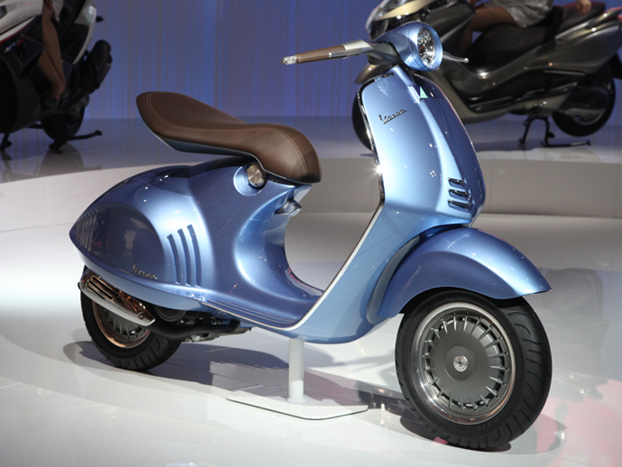 Новый Vespa Quarantasei