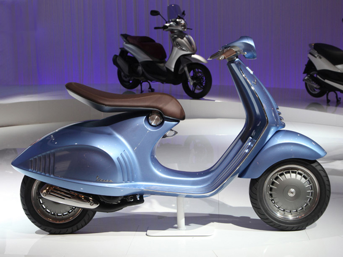 Новый Vespa Quarantasei (фото 1)