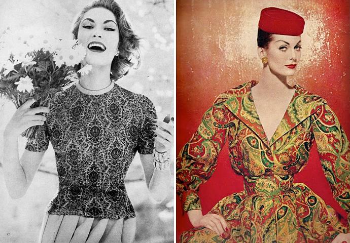 Удивительное и увлекательное, познавательное и любопытное, грустное и веселое - рядом с нами... - Страница 4 Vogue-july-1959-19_jpg_1338815279