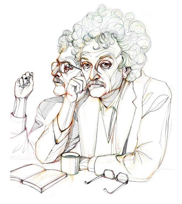 Знаменитые писатели за работой (фото 1)