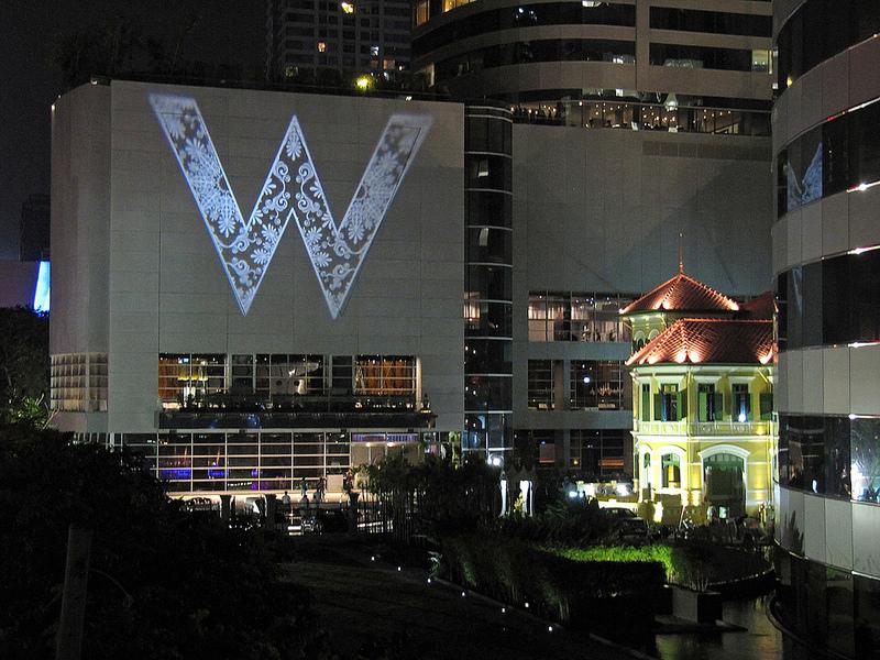 Первый отель W в Бангкоке (фото 6)