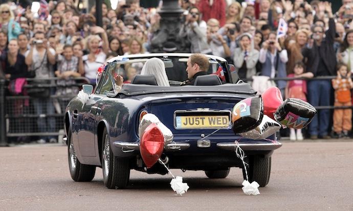 Aston Martin отмечает 100-летие бренда (фото 4)
