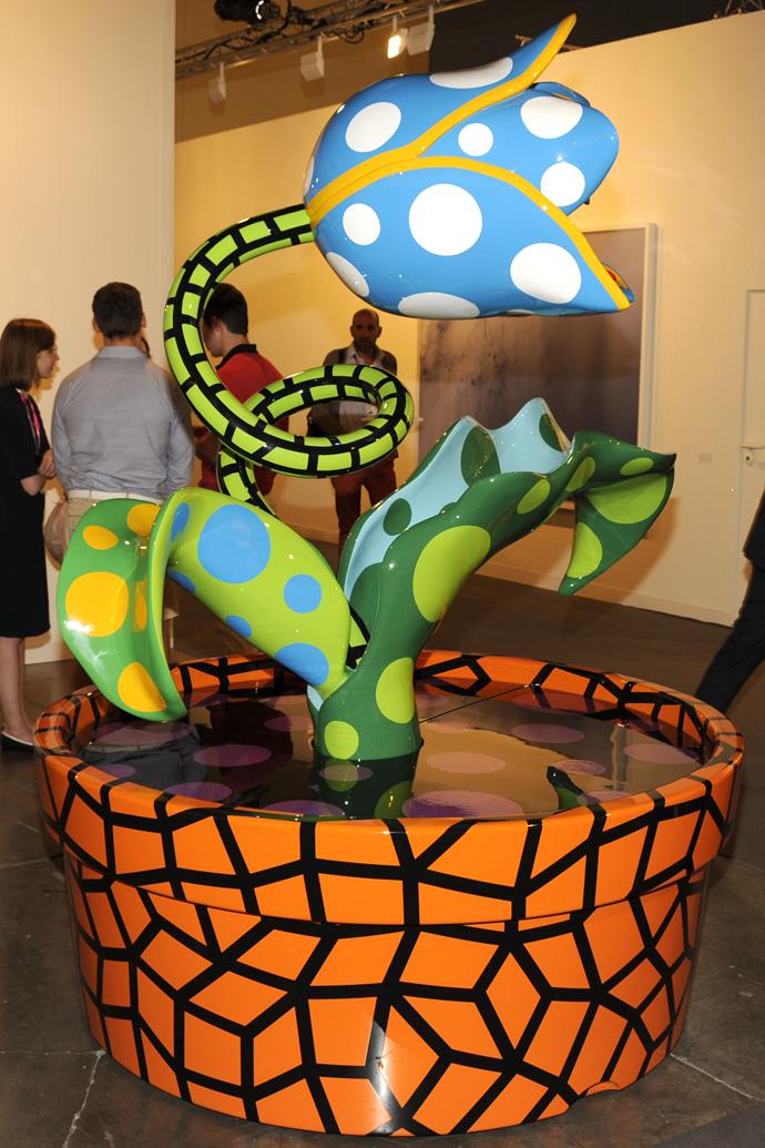 Герман Ларкин о ярмарке Art Basel Miami (фото 15)