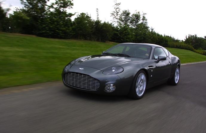 Aston Martin отмечает 100-летие бренда (фото 8)