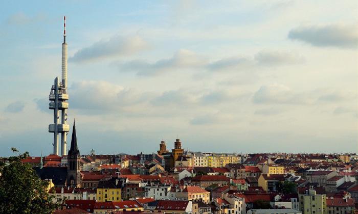 Самый высокий отель Праги (фото 1)