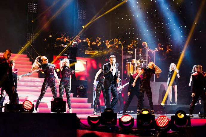 """Концерт EMINа в """"Крокус Сити Холле"""" (фото 3)"""