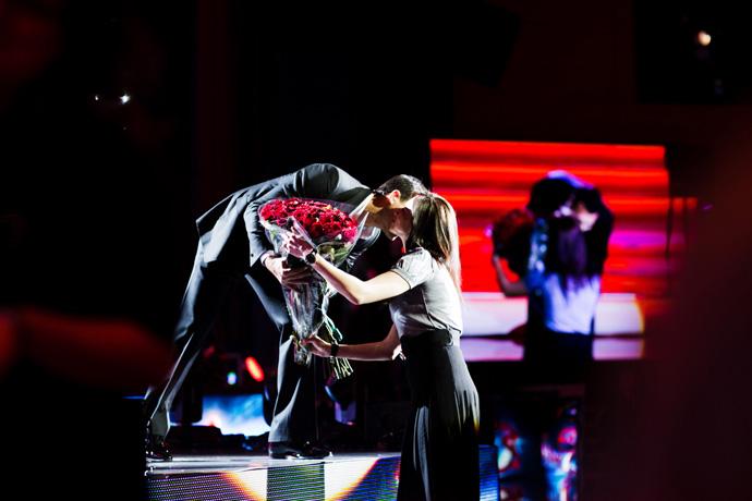 """Концерт EMINа в """"Крокус Сити Холле"""" (фото 9)"""