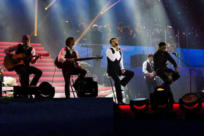 """Концерт EMINа в """"Крокус Сити Холле"""" (фото 8)"""