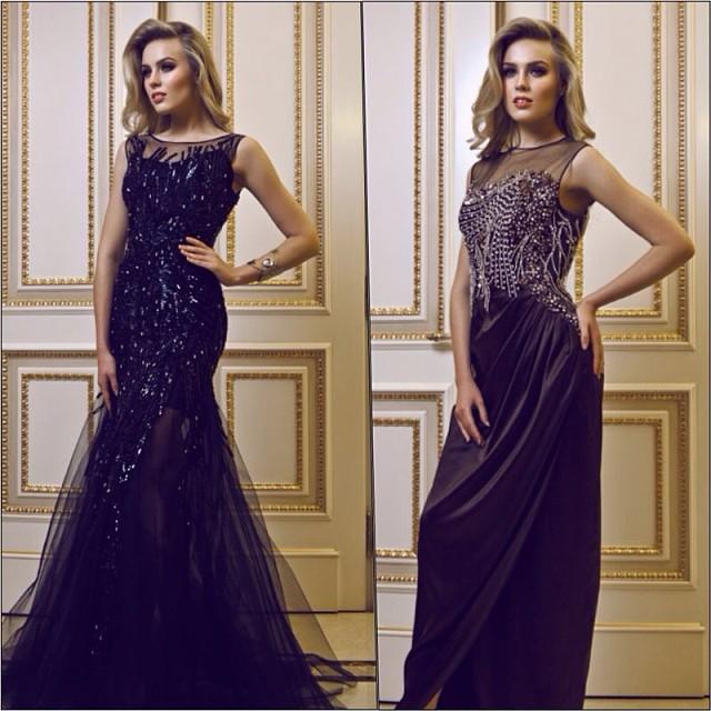 красивые вечерние платья с фото
