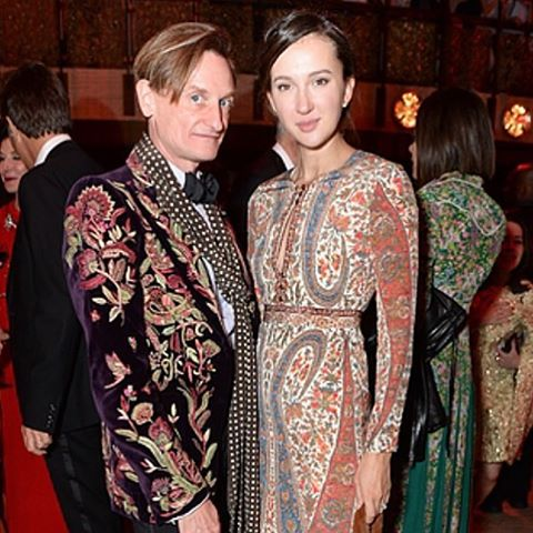 Last night at @lincolncenter with gala cohost @hamishbowles celebrating @abtofficial   by @bfa
