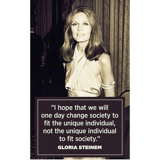 Gloria Steinem had perseverance. Her fight for gender & race  equality is cemented in our history. Her name will never be forgotten. As a woman in media, I owe a lot to Gloria Steinem. She was unforgiving in her fight. She was a leader. To this day she is dedicated to a brighter future for all. We are forever grateful to her and her work. That is why she is my #GirlHero! Today join me and @GirlUp and let me know who your #girlhero is...
