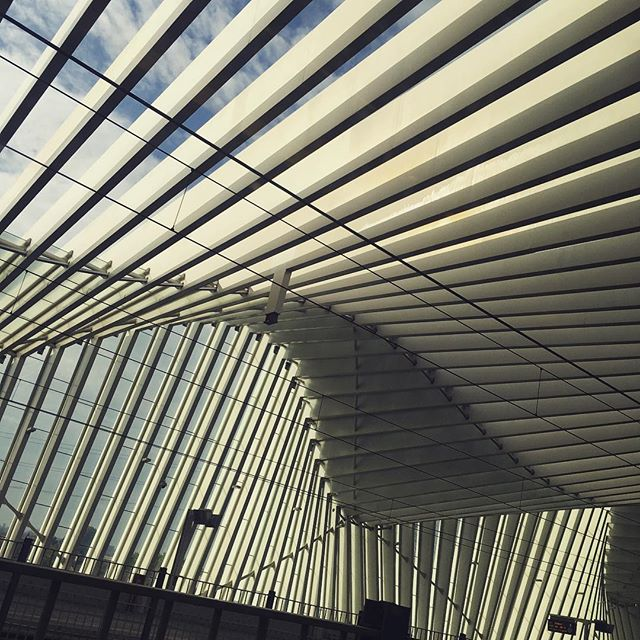 Italy at its best. #Calatrava