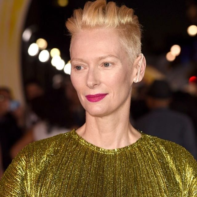 sculptural Tilda #repossi #doctorstrange LA @h.a