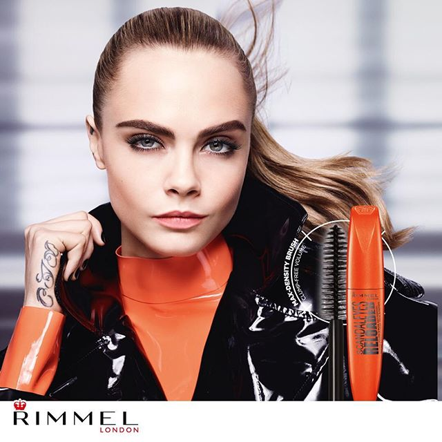 I can t describe what being a part of the Rimmel Family means to me, it is such an honour. I grew up with these images and commercials. It is a brand that honestly represents the London Girl, me! I am so excited to see my first @rimmellondonuk #ScandaleyesReloaded campaign come to life! So much more to come  . Just you wait  !!! I ve reloaded my scandalous eyes, have you?