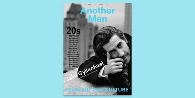 Новый номер Another Man впервые можно будет получить бесплатно в диджитал-формате