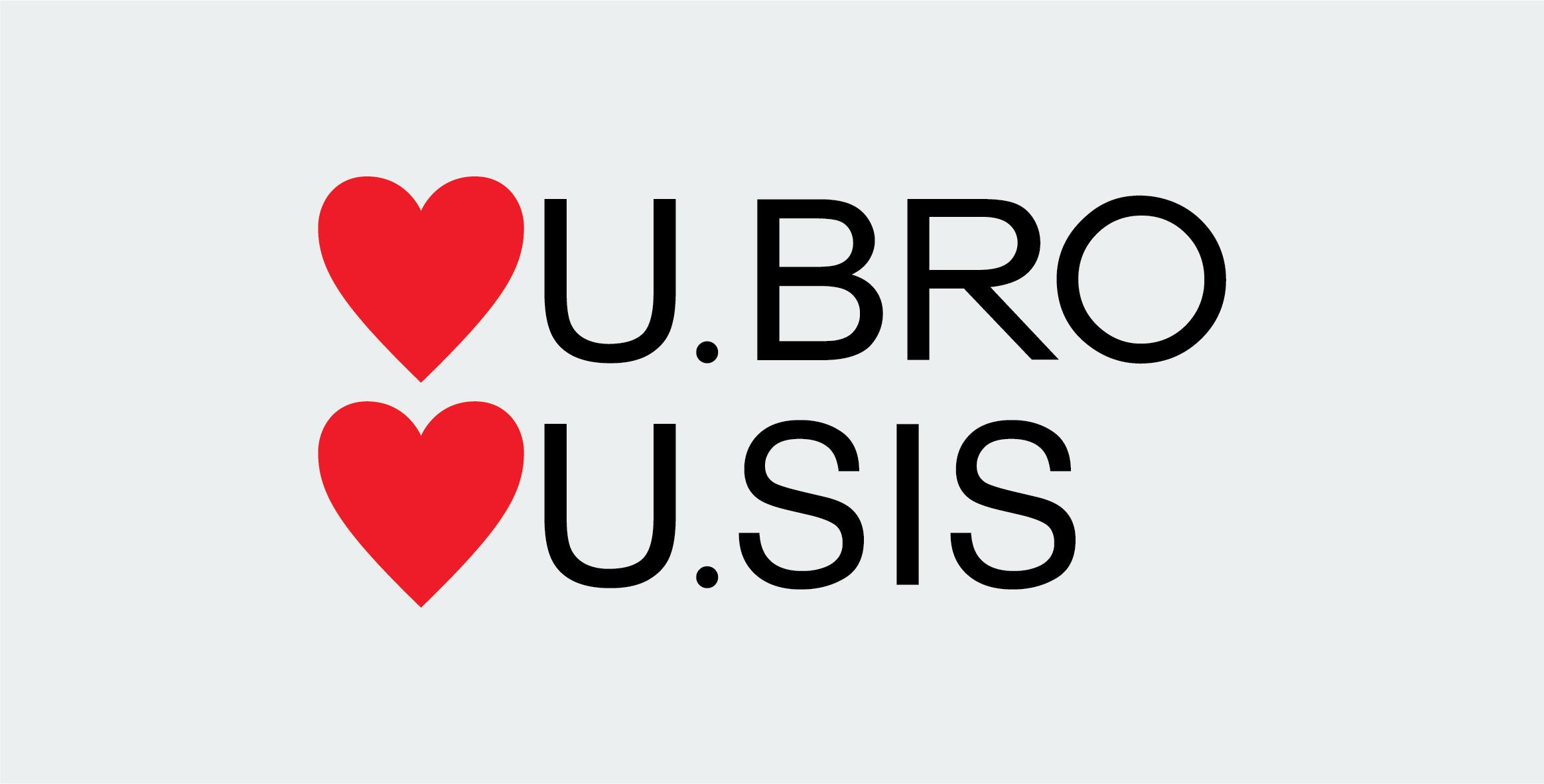 BURO. призналось в любви своим читателям в своем новом логотипе