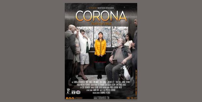 В Канаде сняли художественный фильм о начале пандемии коронавируса