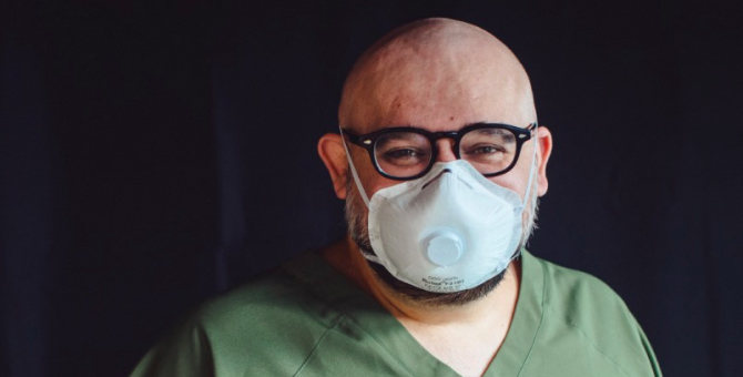 Главный врач больницы в Коммунарке заразился коронавирусом