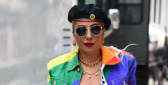 В свой день рождения Леди Гага занималась борьбой с коронавирусом