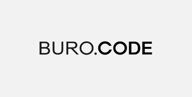 BURO. запускает креативное маркетинговое агентство BURO. CODE   BURO.
