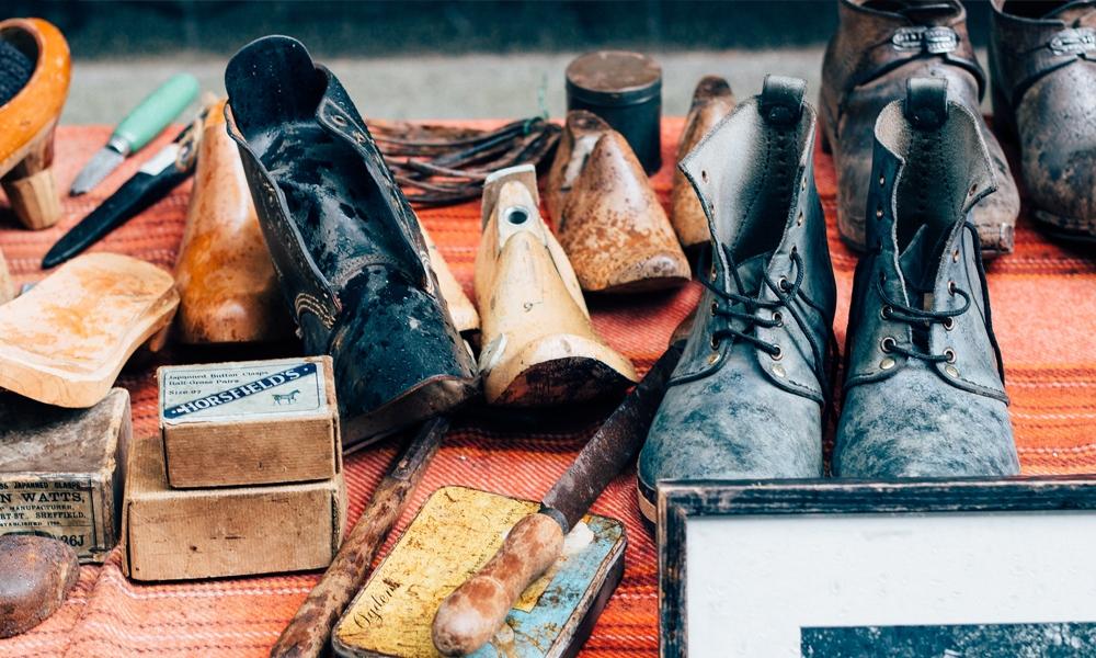 c12e5b944 Как появилась культовая обувь 20-го века