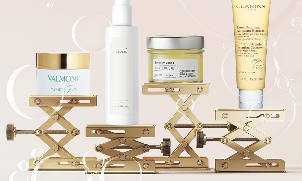 Мягкие средства для очищения кожи — против шелушений и стянутости