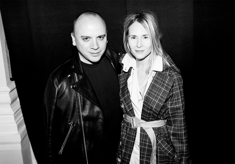 Иван Афанасьев и Алиса Рубан