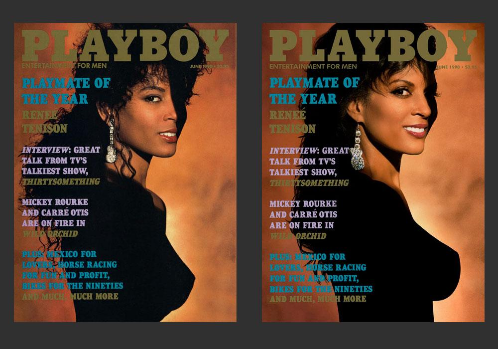 Появились фото моделей Playboy спустя десятилетия— половое перевоплощение