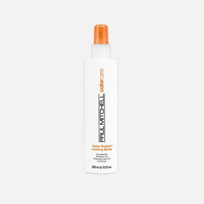Спрей защита волос от соленой воды и солнца