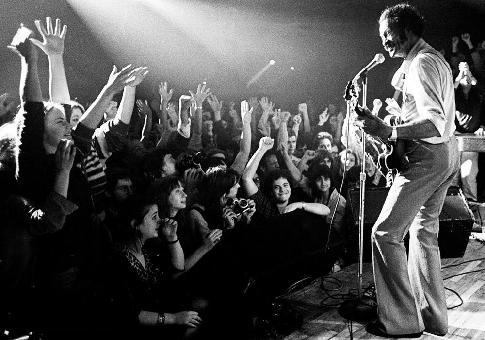 Революция Чака Берри, либо Как быть рок-звездой