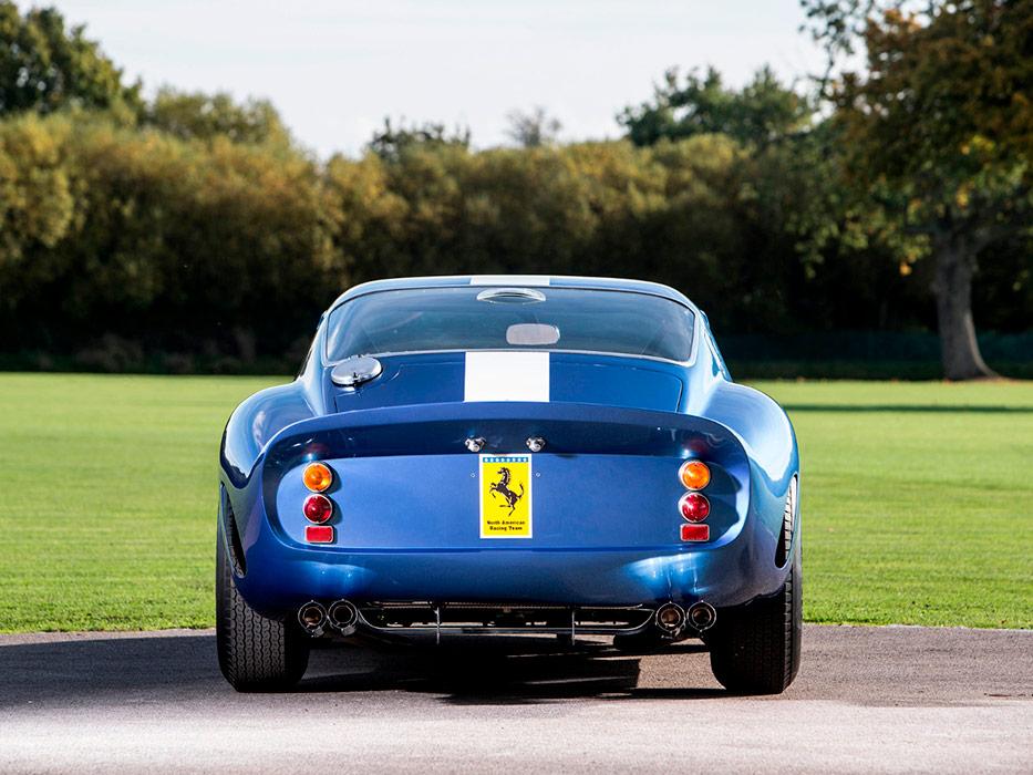 Самый дорогой автомобиль Феррари 250 GTO 1962 года выставили нааукционе