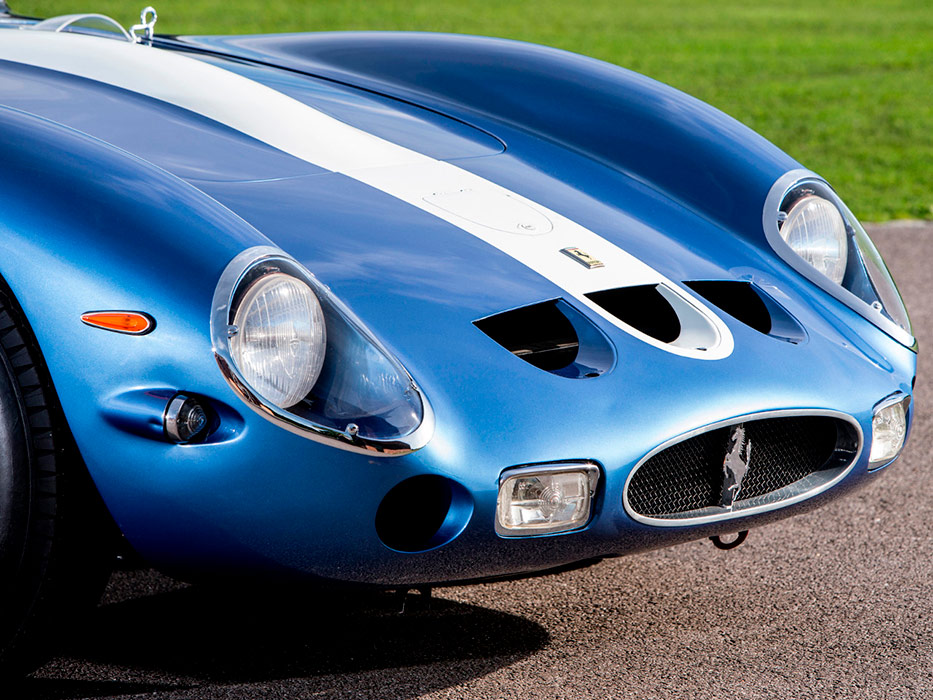 Нааукцион выставлена самая дорогая машина— Феррари 250 GTO 1962 года
