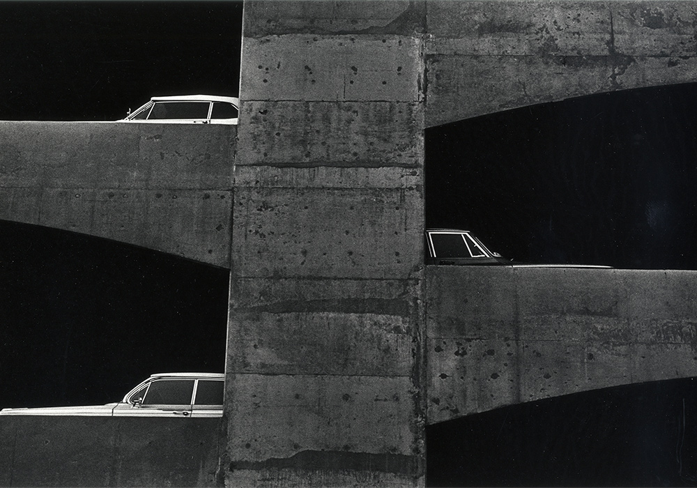 Ray K. Metzker, Washington, DC, 1964