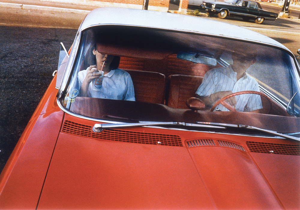 William Eggleston, série Los Alamos, 1965-1968