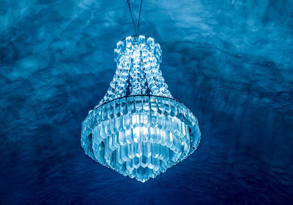 Шведы открыли круглогодичный ледяной отель