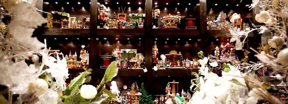 Новогодний базар открылся в ЦУМе