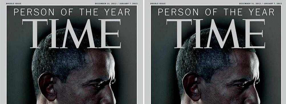 """Time назвал Обаму """"Человеком года"""""""