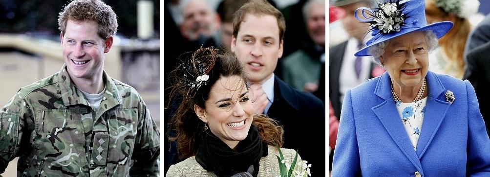 3 новости из жизни королевской семьи Британии