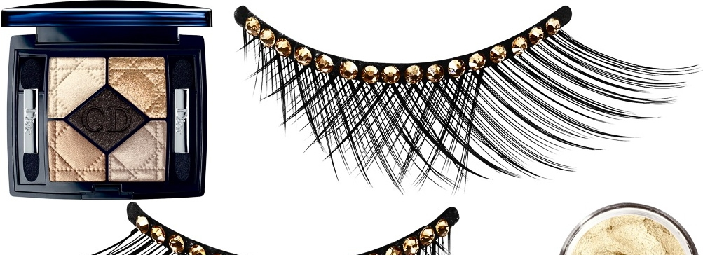 Новогодний макияж глазами Ядима Карранзо