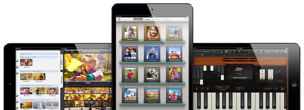 Продажа iPad mini и iPhone 5 стартует в пятницу